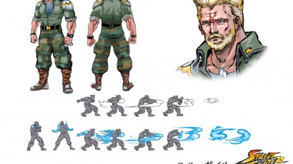Guile – Street Fighter