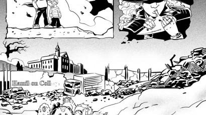 Cora – Comics