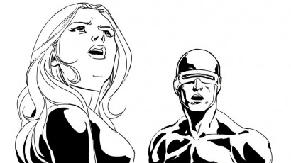 X-Men Amostras